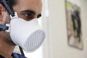 Masque OCOV concu par Michelin + pour 100 utilisa