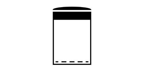Adhäsionsverschlussbeutel / Versandtasche