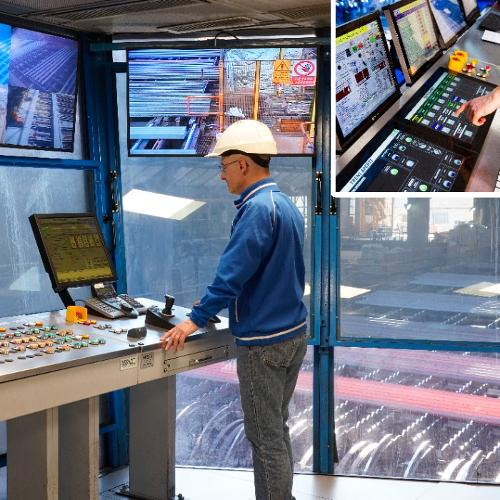 Automation solutions and Process Control