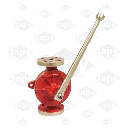 Semi-Rotary Manual Pumps