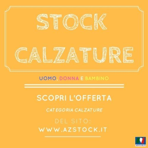 STOCK CALZATURE