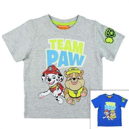 Distribuidor de stock Europa Camiseta Paw Patrol Nickelodeon