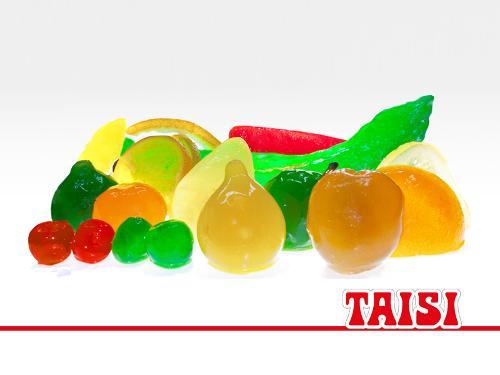 Fruta Confitada