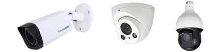 Sistemi videosorveglianza lunaHD