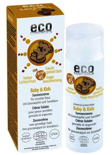 ECO Baby & Kids Sonnencreme LSF 45 - 50ml mit...