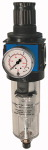 Filter regulator variobloc with PC container, Size 2, G 1