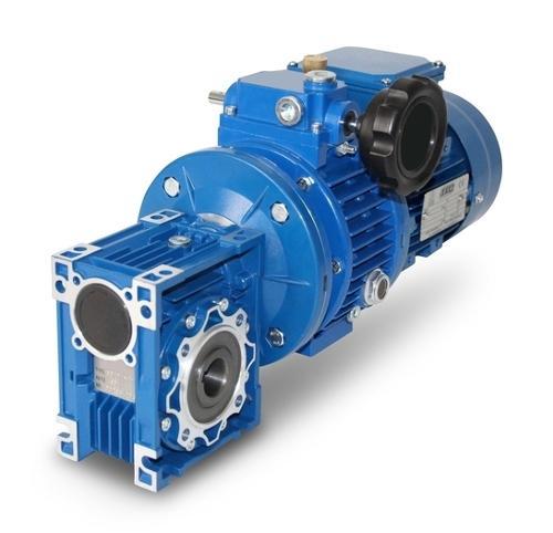 Schnecken- Verstellgetriebemotoren von 0,18kW bis 2,2kW