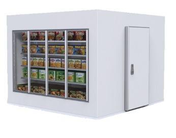 Showcase Cold & Freezer Room