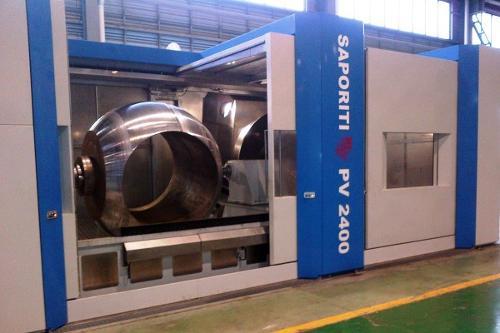 Machine rectifieuse Saporiti Línea PV2000