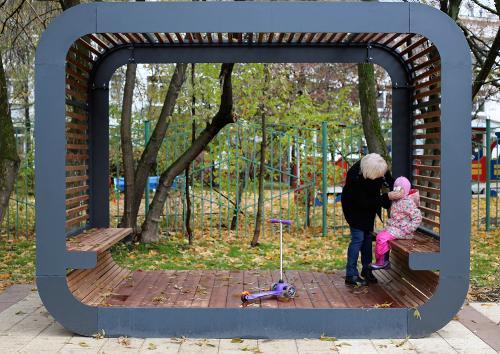 Pavilion «Cube»