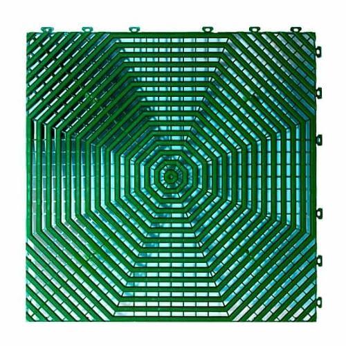 Modular plastic tile Helex (1 set = 6 pcs)