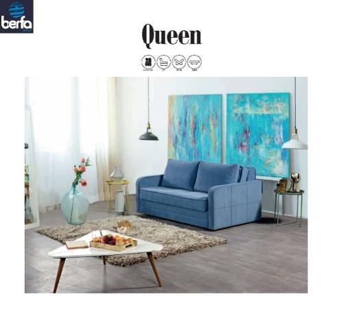 Sovekabine sofa Queen