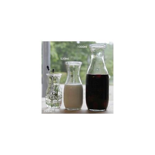 bouteille en verre Weck FLACON