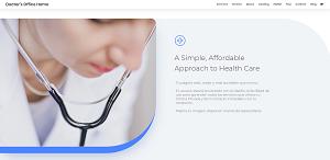 Diseño de página web y Creación de marca para Clínicas Priva