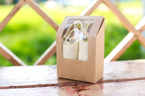 Tortilla box