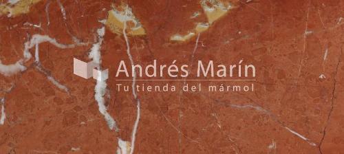 Mármol Rojo Coralito