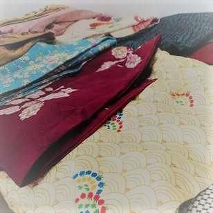 used kimono