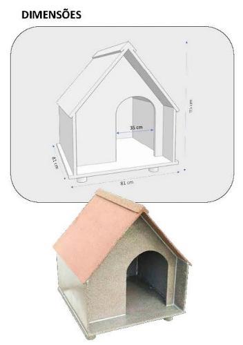 Abrigo para cão