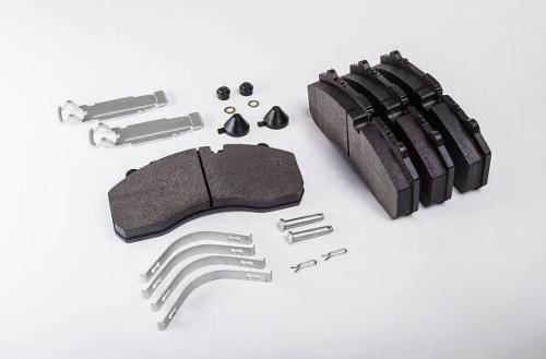 Комплект тормозных колодок MEYLE WVA 29087