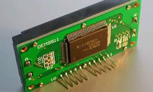 7-segment Lcd Modules