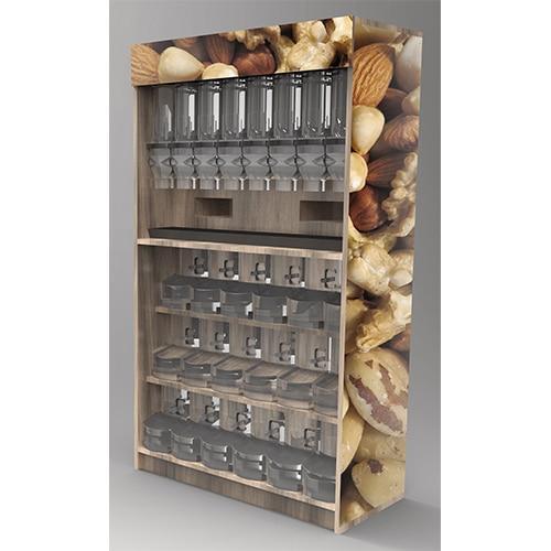 Noix en vrac Cabinet 1200mm Wide