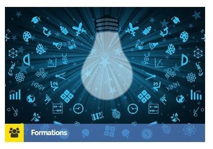Formations aux nouvelles technologies