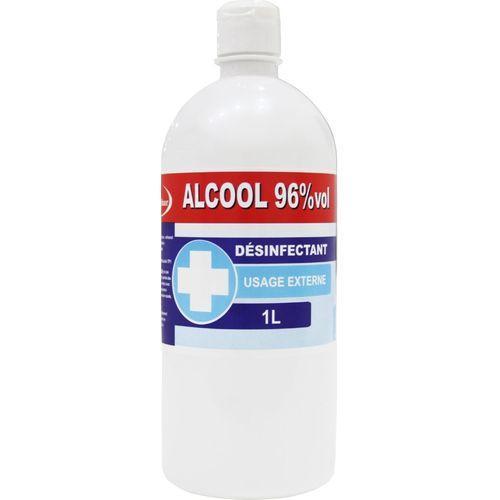 Prodisphar Alcool 96° vol 1L ( qualité médicale )