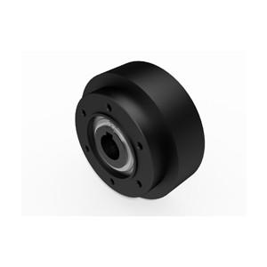 Centrifugal clutches with perforation