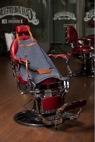 Avental para cabeleireiro
