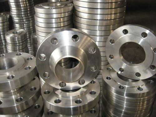 Hot Forged Parts, Stainless Steel Flanges