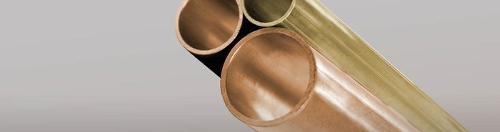 Copper-brass round tubes