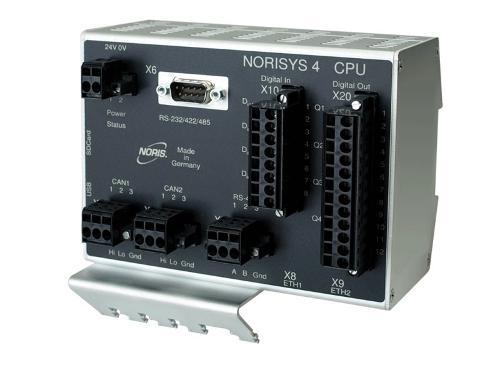 digitales E/A-Modul - NORISYS 4 CPU / Master-Modul