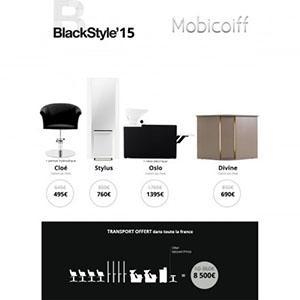 Catalogue Produits Mobilier de coiffure - Mobicoiff