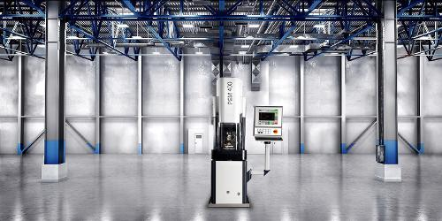 PEM400, the compact PECM machine
