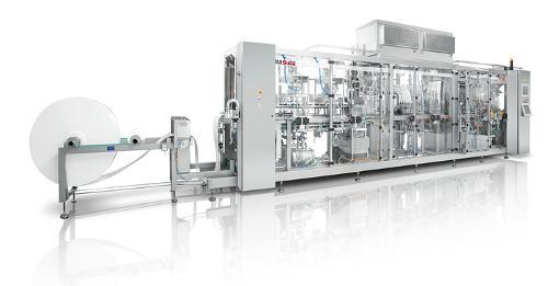 EF 400 - Form-, Fülll- und Verschließmaschine