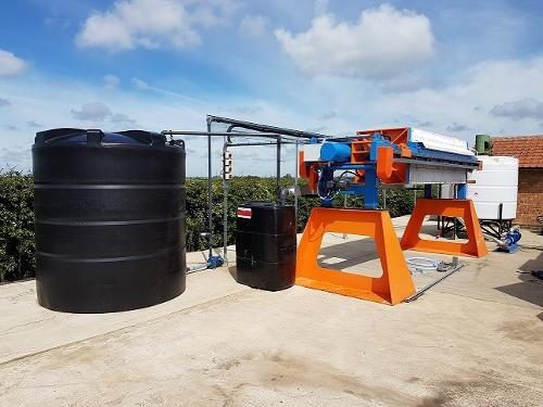 Filtration Separation Centrifuge Filter Press