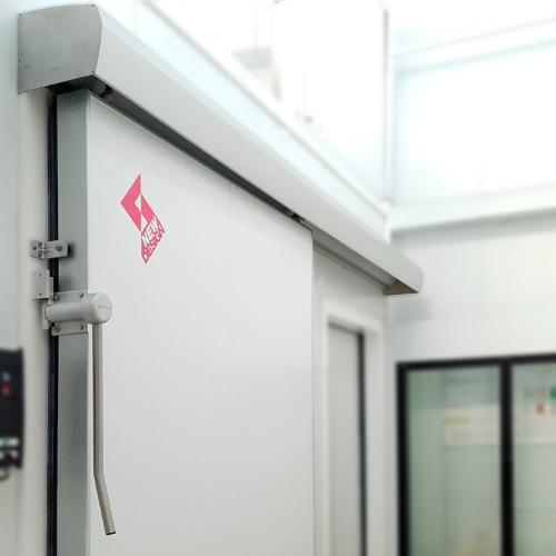 Puerta frigorífica corredera IF