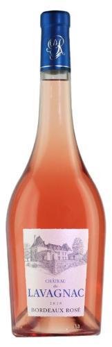 Château de Lavagnac - Bordeaux Rosé