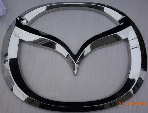 stainless steel auto logos