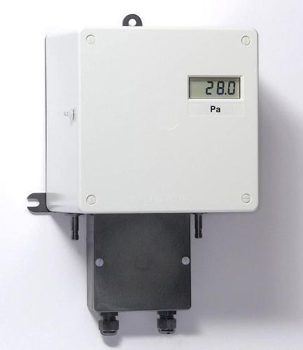 Diffrenzdruckmessgerät MU-Digital