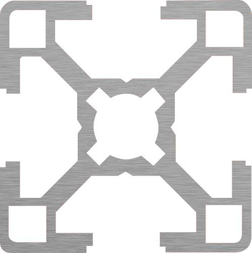 Profilés Aluminium 30x30 Type B