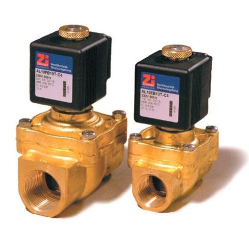 Baureihe / Type AL 10 2/2 Wege Magnetventil