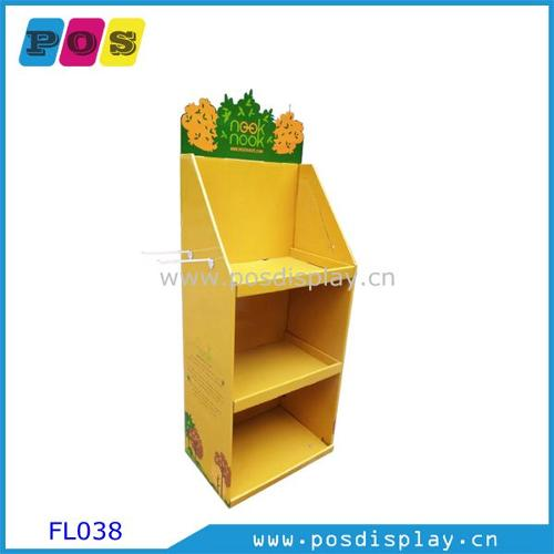 Cardboard Display Rack FL038
