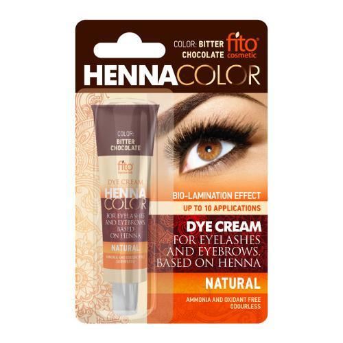 FITO Henna color eyebrows and eyelashes dye based on henna