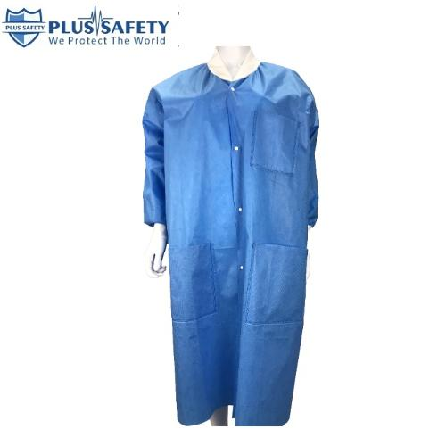 disposable lab coat gown suit Surgical Medical non woven