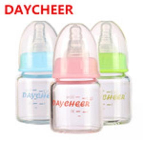 60ml borosilicate glasss baby bottles