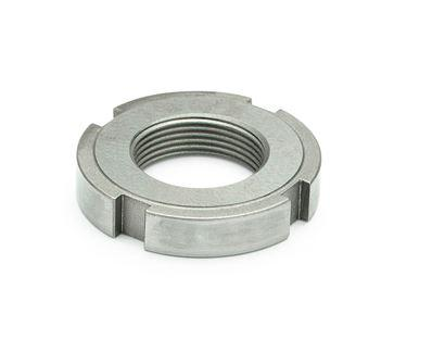 DIN 1804 Stainless Steel-Slotted locknuts