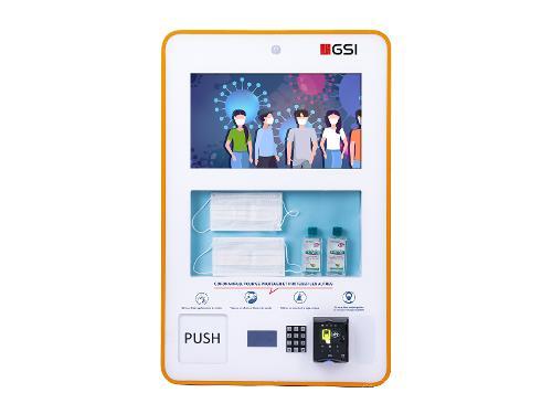 Mini Distributeur Écran Lcd 8 Sélections