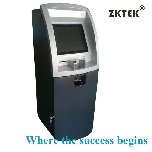 "AW37 Standalone 17"" touchscreen Bitcoin ATM with bundle cash"