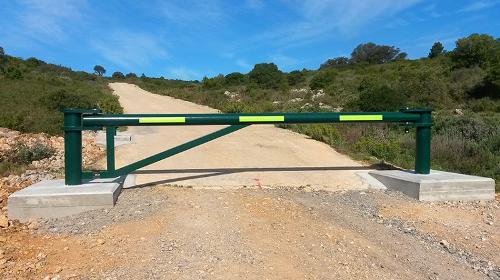 Barrière TERRA Swing Gate 180 Barrières manuelles